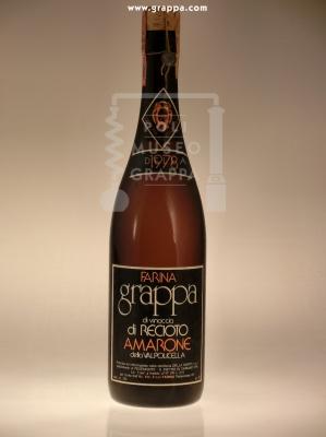 Grappa di Vinaccia di Recioto Amarone della Valpollicella