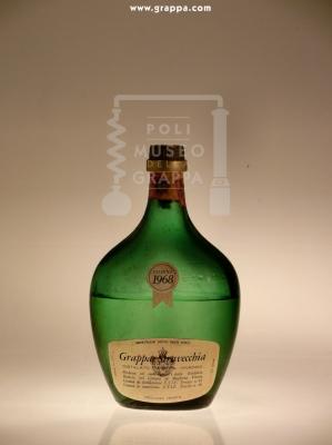 Grappa Stravecchia - Distillato di Pura Vinaccia