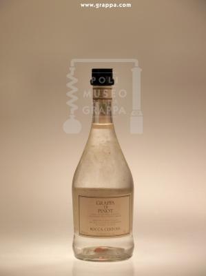 Grappa di Pinot Bocchino Riserva Speciale