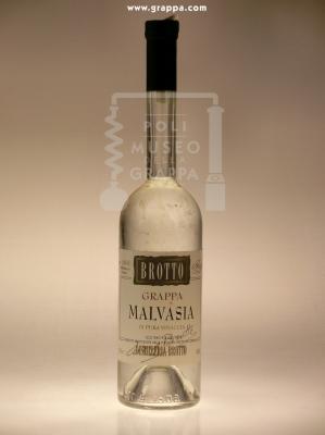 Grappa Malvasia di Pura Vinaccia