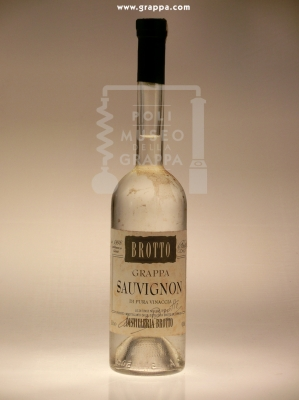Grappa Sauvignon di Pura Vinaccia