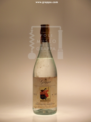 Grappa di Vinacce di Barbaresco 1982