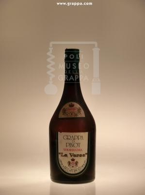 Grappa di Pinot Stravecchia La Versa
