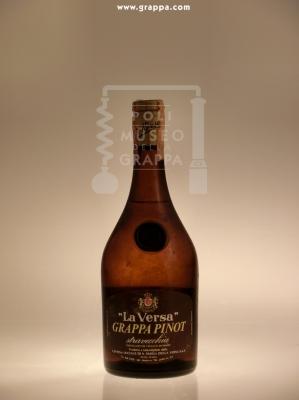 Grappa Pinot Stravecchia La Versa
