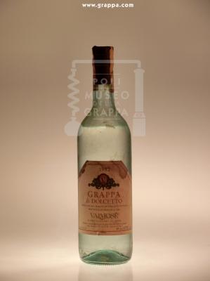 Grappa di Dolcetto Valmosè Vinacce di Dolcetto d'Ovada