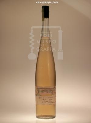 Grappa da Vinacce di Moscato della Cascina Chiabotto