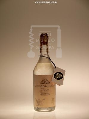 Grappa di Vinaccia di Nebbiolo da Barbaresco Messirano