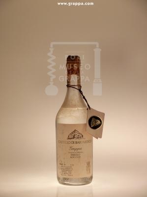 Grappa di Vinaccia di Nebbiolo da Barolo Rocche