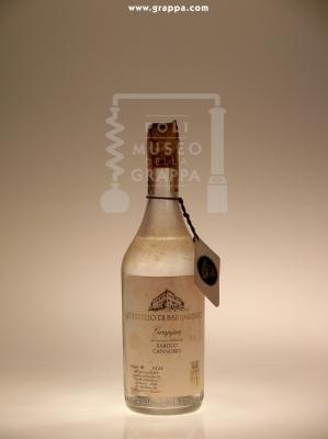 Grappa di Vinaccia di Nebbiolo da Barolo Cannubio