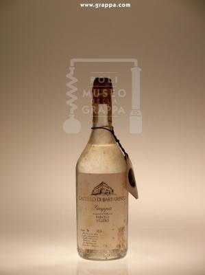 Grappa di Vinaccia di Nebbiolo da Barolo Villero