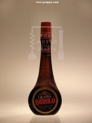 Grappa Barolo Distillato di Pura Vinaccia