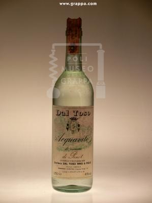 Acquavite di Vinaccia di Pinot