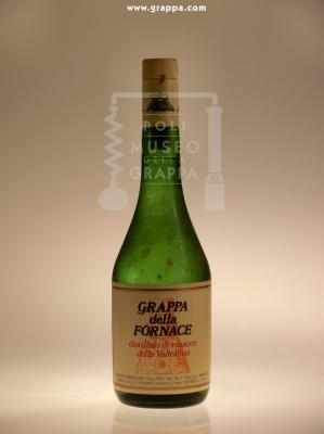 Grappa della Fornace - Distillato di Vinacce della Valtellina