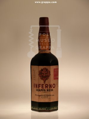 Inferno Grappa Nera