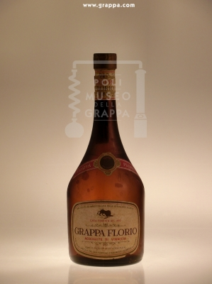 Grappa Florio Acquavite di Vinaccia