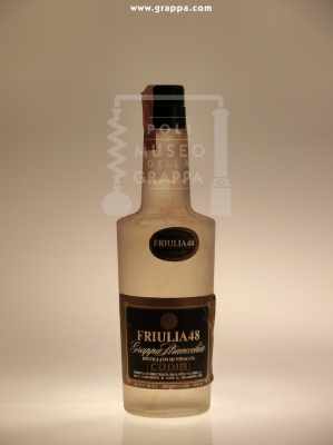 Friulia 48 Grappa Stravecchia - Distillato di Vinaccia