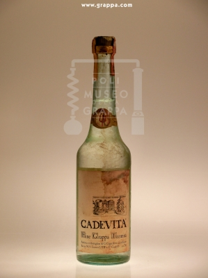 Cadevita Fine Grappa Trentina