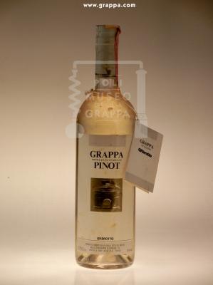 Grappa Distillata da Vinaccia di Pinot