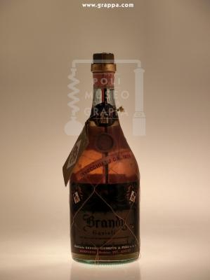 Brandy Puro Distillato di Vino Invecchiato Naturalmente