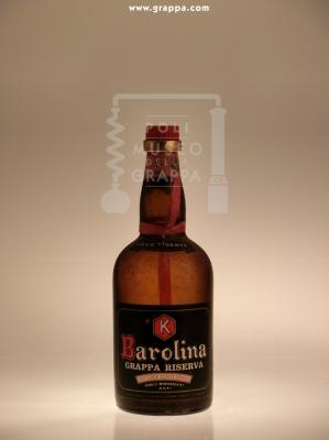 Barolina Grappa Riserva