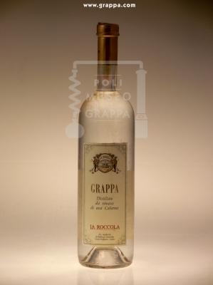 Grappa - Distillato di Vinacce di Uva Cabernet