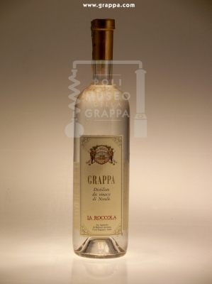 Grappa - Distillato da Vinacce di Novello La Roccola