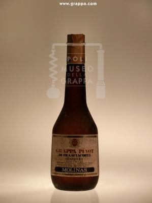 Grappa Pinot di Franciacorta Stravecchia