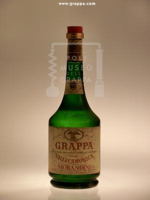 Grappa Finissima Acquavite da Vinacce Vallecamonica