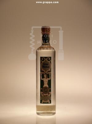 Gran Bianca Grappa di Vinacce Friulane Finissime