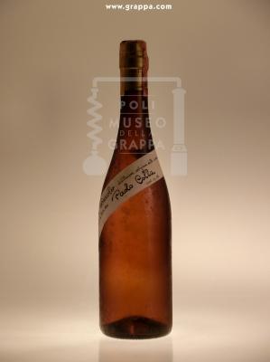 Grappa di Barolo Vinacce di Barolo Prodotto in La Morra da Paolo Colla