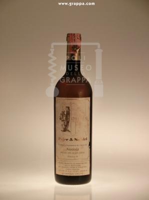 Grappa distillata a bagnomaria da Vinacce del Nosiola