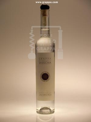 Grappa da Vinacce di Sassicaia - Marchesi Incisa della Rocchetta