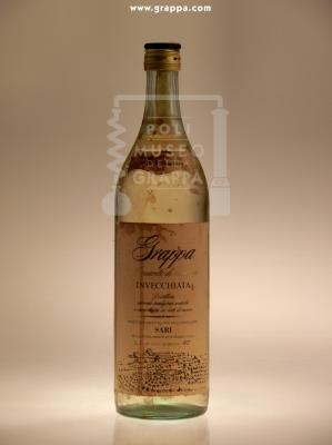 Grappa Acquavite di Vinaccia Invecchiata
