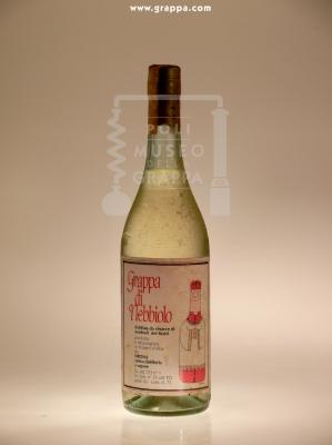 Grappa di Nebbiolo da Vinacce di Nebbiolo di Roeri
