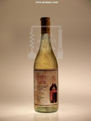 Grappa di Barolo da Vinacce di Nebbiolo da Barolo e Invecchiata In Botti di Rovere