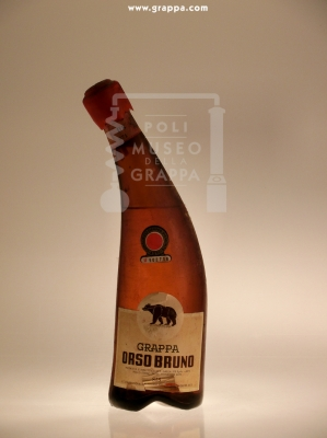 Grappa Orso Bruno