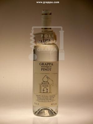 Grappa Monovitigno di Pinot