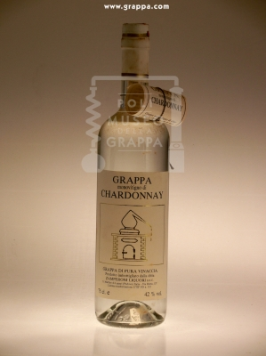 Grappa Monovitigno di Chardonnay