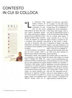 Pagina interna della tesi di Alessandro Michelazzo
