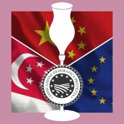 IG Grappa protetta in Cina e Singapore