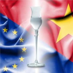Accordo UE - Vietnam: via dazi doganali, protetta la IG Grappa