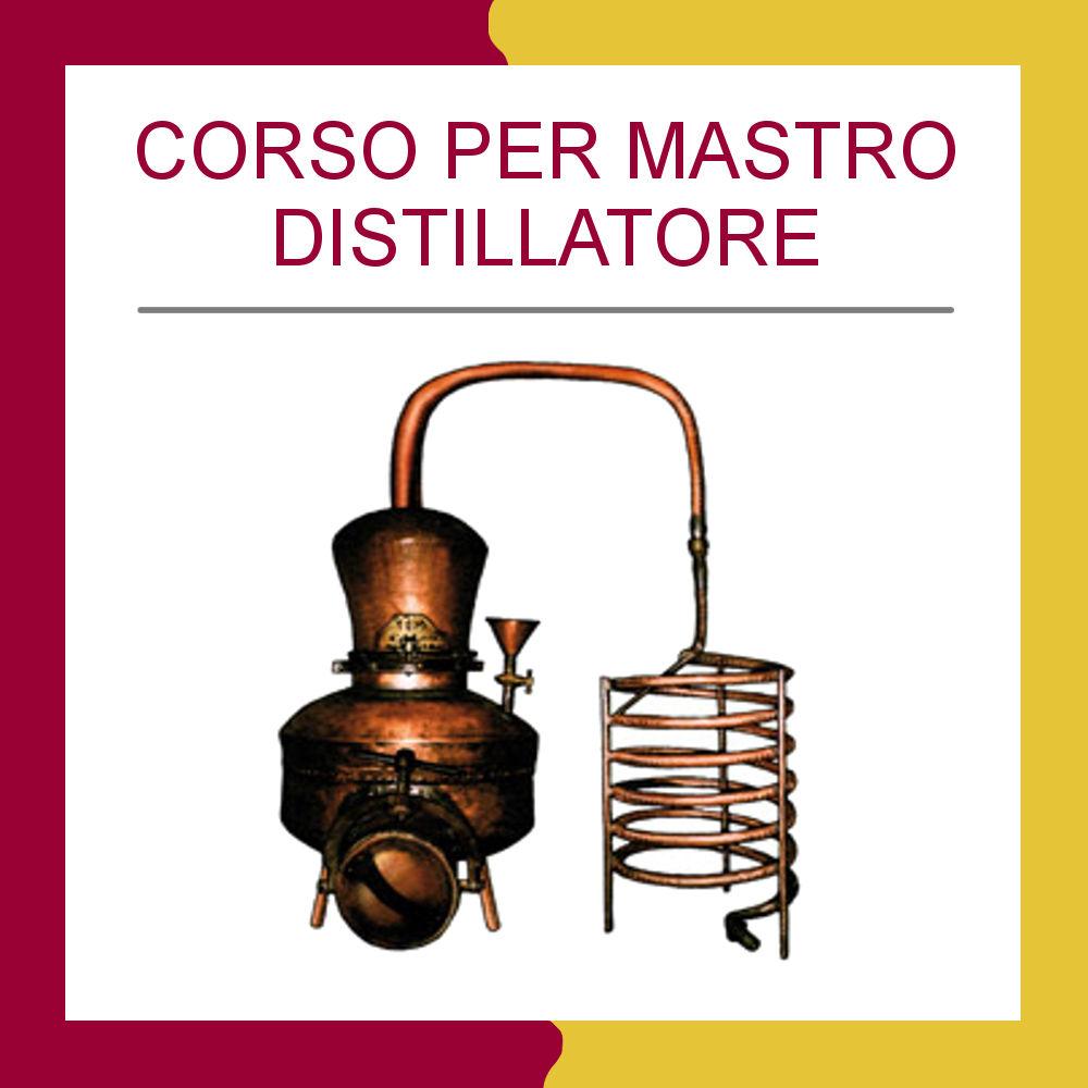 Corso Mastro Distillatore 2015