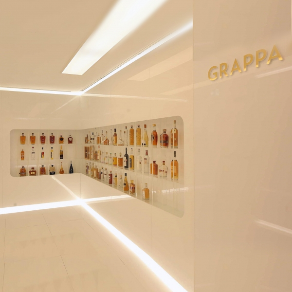 70 bottiglie di Grappa e 21 distillerie ad EXPO Milano 2015