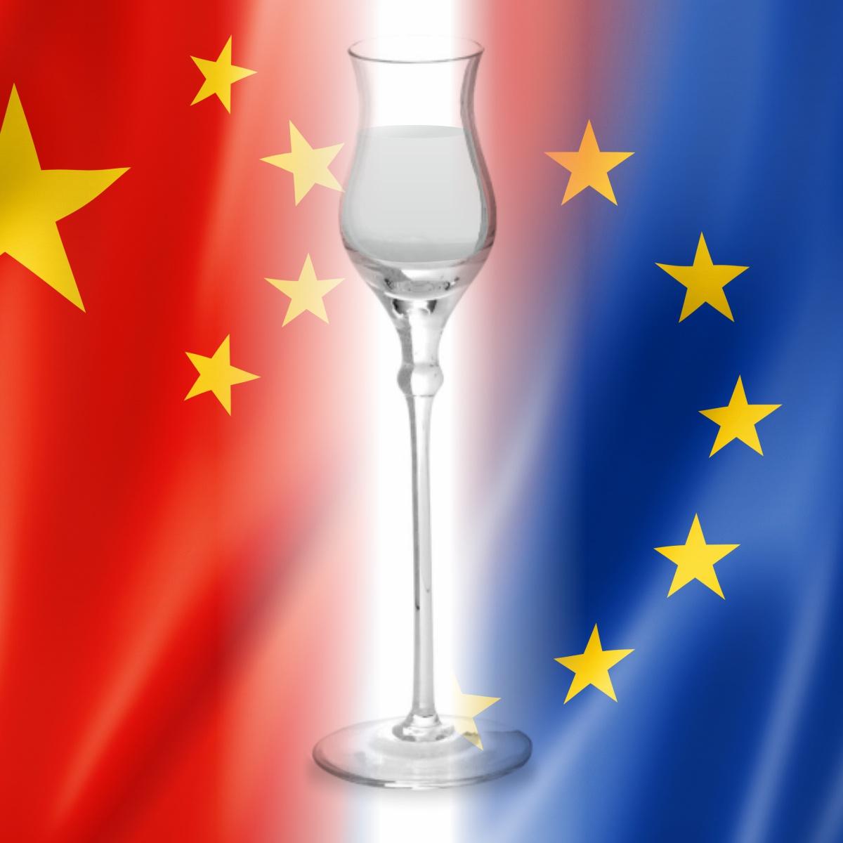 Ufficiale la tutela della IG Grappa in Cina